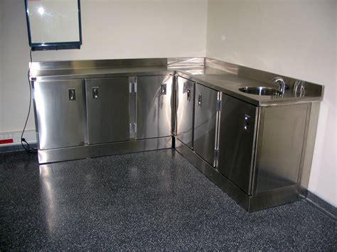 plonge cuisine professionnelle cuisine professionnelle inox pour particulier table de lit