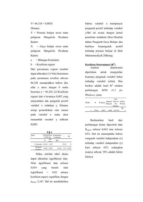 Jurnal gaya belajar 3