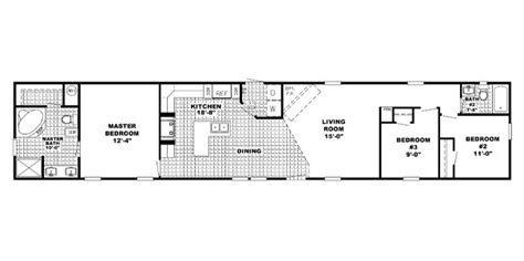 1999 skyline mobile home floor plans