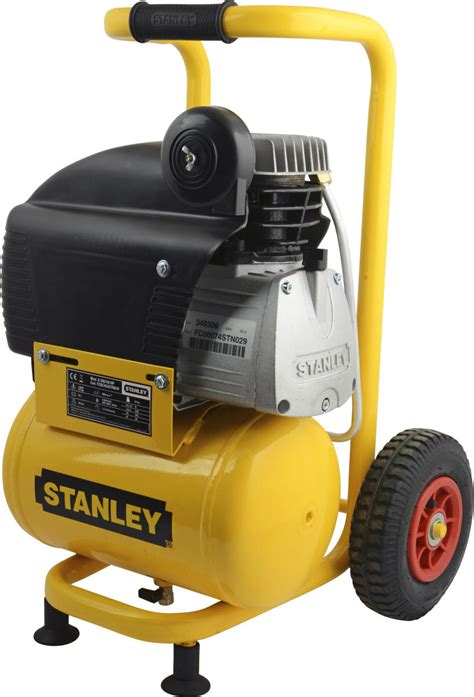 stanley kompressor 10 l 2 5 hk 10 bar k 248 b til fast lav pris lomax a s