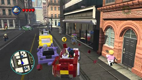 lego marvel super heroes  video game ant man