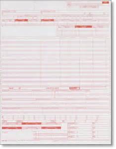 UB-04 Billing Form Sample