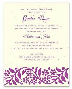 15 colorful indian wedding invitations indian wedding With seed paper wedding invitations indian