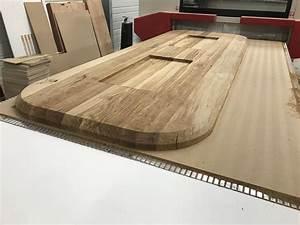 Découpe De Bois Sur Mesure : d coupe sur mesure et usinage cn de bois massif et panneaux d riv s ~ Melissatoandfro.com Idées de Décoration