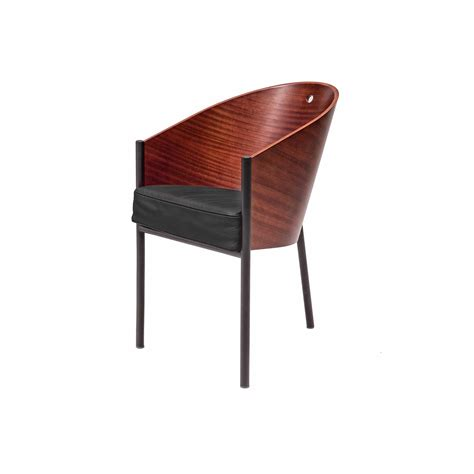 Philip Starck Stuhl by Costes Chair Designed By Philippe Starck Steelform