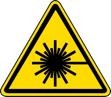 laser light warning label laser beam warning label j6523 by safetysign com