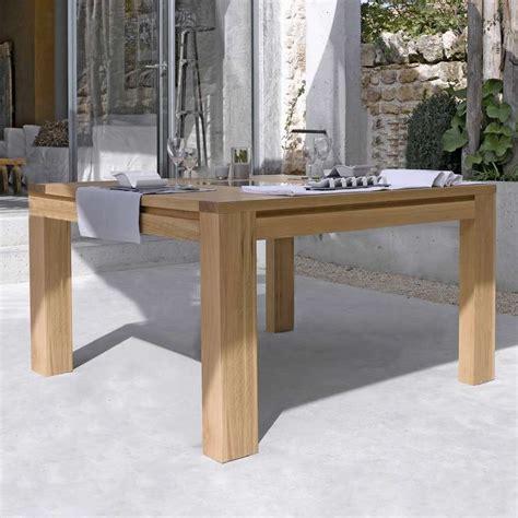 table salle a manger massif table de salle 224 manger en ch 234 ne massif conception g 4 pieds tables chaises et tabourets