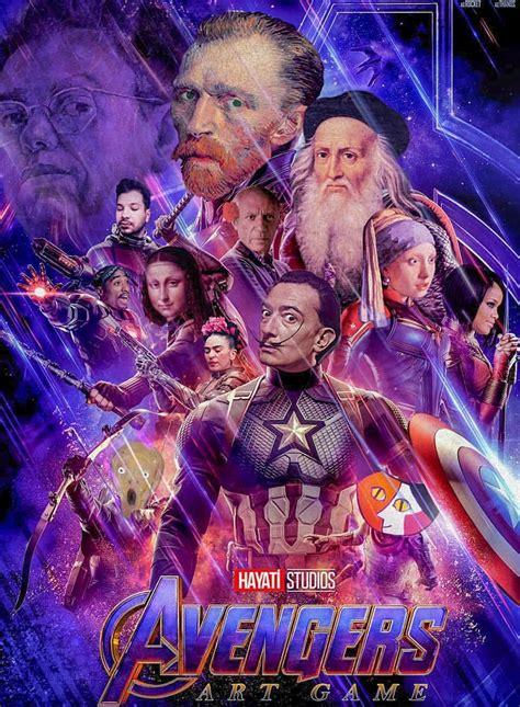 Avengers Art Game | Avengers movies, Marvel cinematic ...