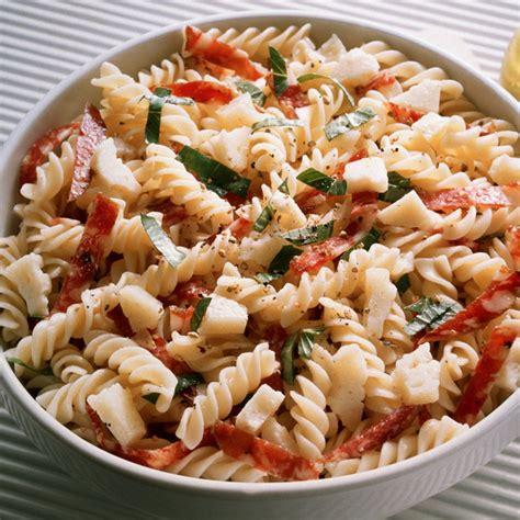 recette salade de pates froides italienne salade de p 226 tes 224 l italienne cuisine plurielles fr
