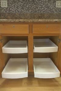 Kitchen Pull Out Shelves   Kitchen Roll Out Drawers   FREE