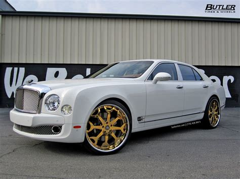 bentley custom rims bentley mulsanne on rims autos post