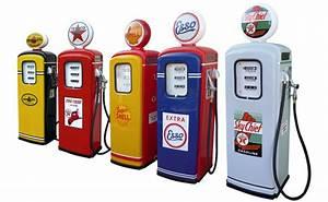 Pompe A Essence : pompes essence mail r plica ~ Dallasstarsshop.com Idées de Décoration