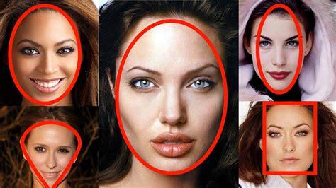 c 211 mo saber que tipo de rostro tienes formas y