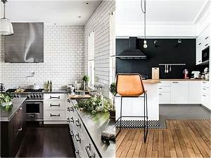 kitchen design trends 2018 the new center of your home With kitchen cabinet trends 2018 combined with fine art wall decals