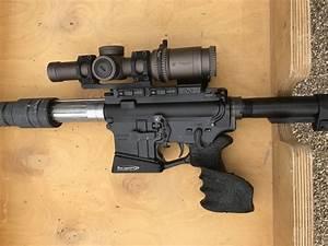Unique Ar-15 Pump For Ipsc Manual Open