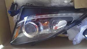 Al Fs  2012 Led Headlights Brand New In Box W   Ballasts