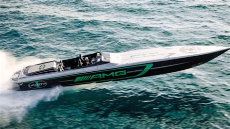 Cigarette Racing Boat Amg by 2017 Cigarette Racing 50 Maurader Amg Boat Premiere