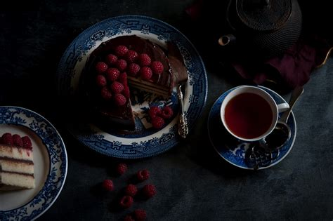 Desserts For Breakfast Current Food Photography Styles