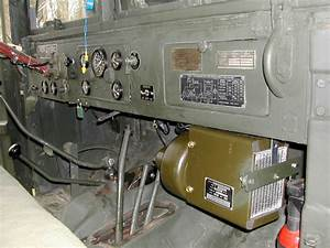 Photos Of My M151 Heater Installation In My M37
