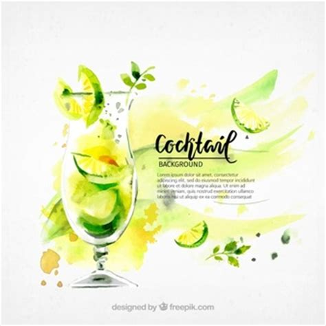 bebida ephotoshop template can soda cocktail vectors photos and psd files free download