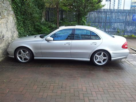 2001 E55 Amg 0 60 by 2004 Mercedes E55 Amg Saloon 1 4 Mile Drag Racing