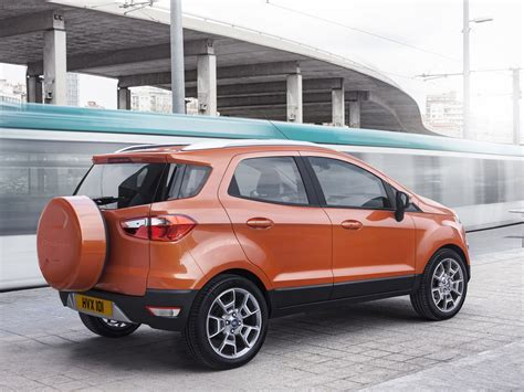 Ford Ecosport 2014 At ford ecosport suv 2014 car picture 01 of 4