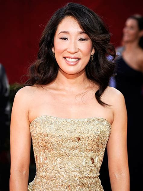 sandra oh update sandra oh hot canadians us weekly