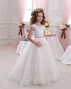 2016 hot white flower girl dresses for weddings lovely With girls dresses for weddings
