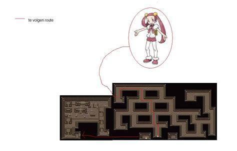 pokemon pearl wayward cave map