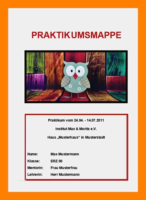 deckblatt praktikumsbericht kindergarten virtual nostrum