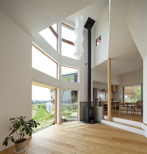 cool small house  japan