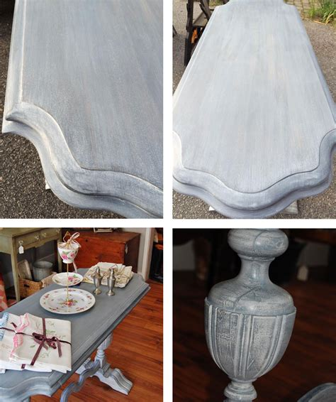 table  gray gel stain general finishes design center