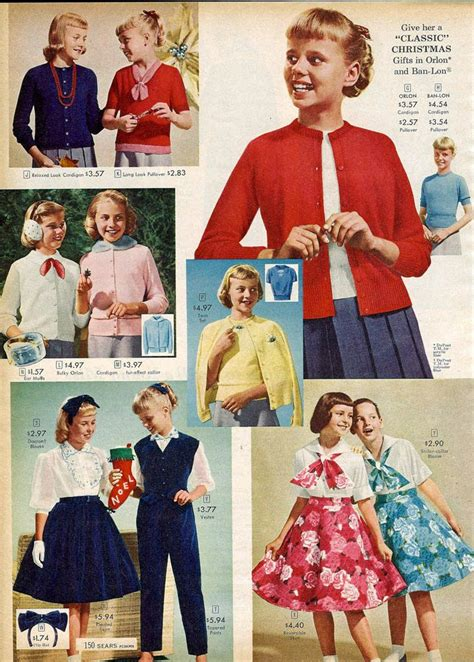 Pin On Fashion In The 1950s