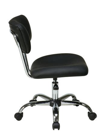 office products vista task black vinyl office chair