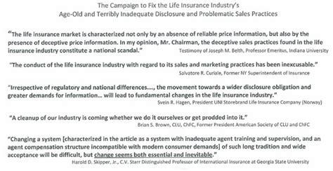 In addition, century indemnity company (naic no. BreadwinnersInsurance.com - Trustworthy life insurance agent - Campaign to Fix Life Insurance ...