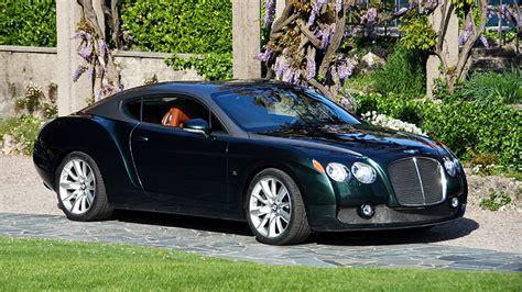 Bentley Zagato by 2008 Bentley Continental Gtz Zagato Specifications