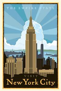 New York Poster : open sky ideas brand design and illustration studio ~ Orissabook.com Haus und Dekorationen
