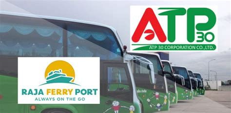 ATP30 Joins Hands with RP to Advances on Tourist Transportation BKK-Koh Pha Ngan