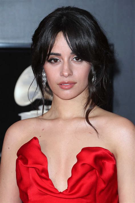 Camila Cabello The Annual Grammy Awards Madison