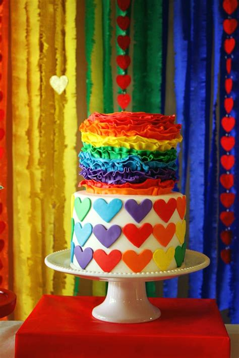 kara 39 s party ideas rainbow themed birthday party kara 39 s party ideas rainbow themed birthday party decor