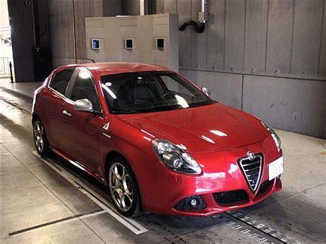 Buy/import Alfaromeo Alfa Romeo Giulietta (2012) To Kenya