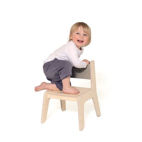chaise de assis chaise enfant naturel cacao birbcacm06