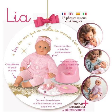 chambre de bebe complete a petit prix corolle poupée lia doudouplanet