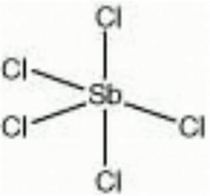 Antimony pentachloride - CAMEO