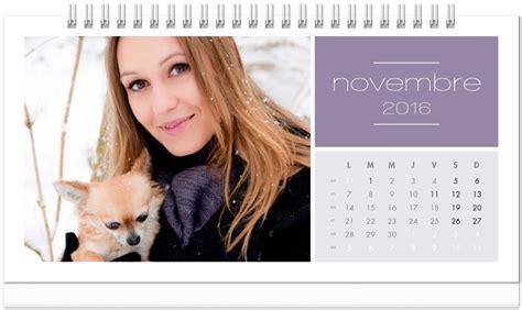 calendrier bureau photo calendrier de bureau personnalisé 2017 inspiration