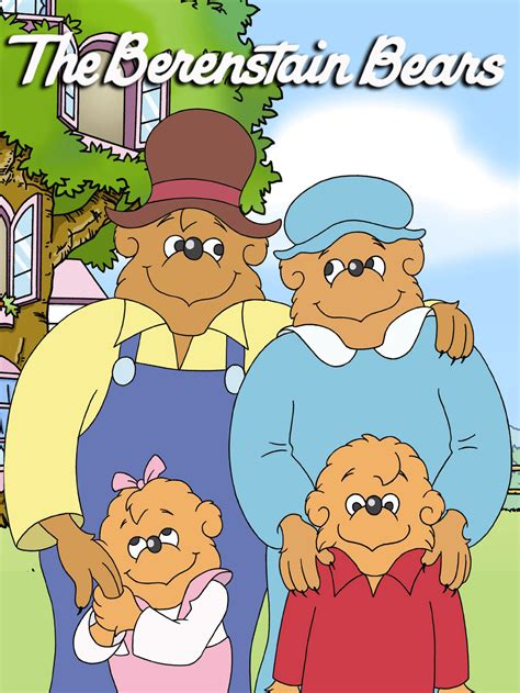 The Berenstain Bears Christmas Tree Wiki by The Berenstain Bears New Cartoon Adultcartoon Co