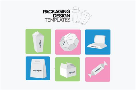 product packaging design templates packaging design templates stationery templates on creative market