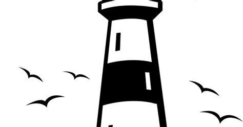 1 svg vector files for silhouette studio cameo, cricut, ecc. Lighthouse Vector Clip Art   * Nautical Silhouettes ...
