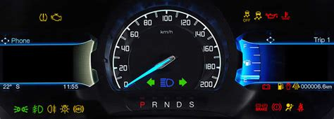 ford ranger dashboard warning lights dash lightscom