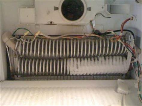 refrigerator fan not running refrigerator freezer refrigerator freezer running but not